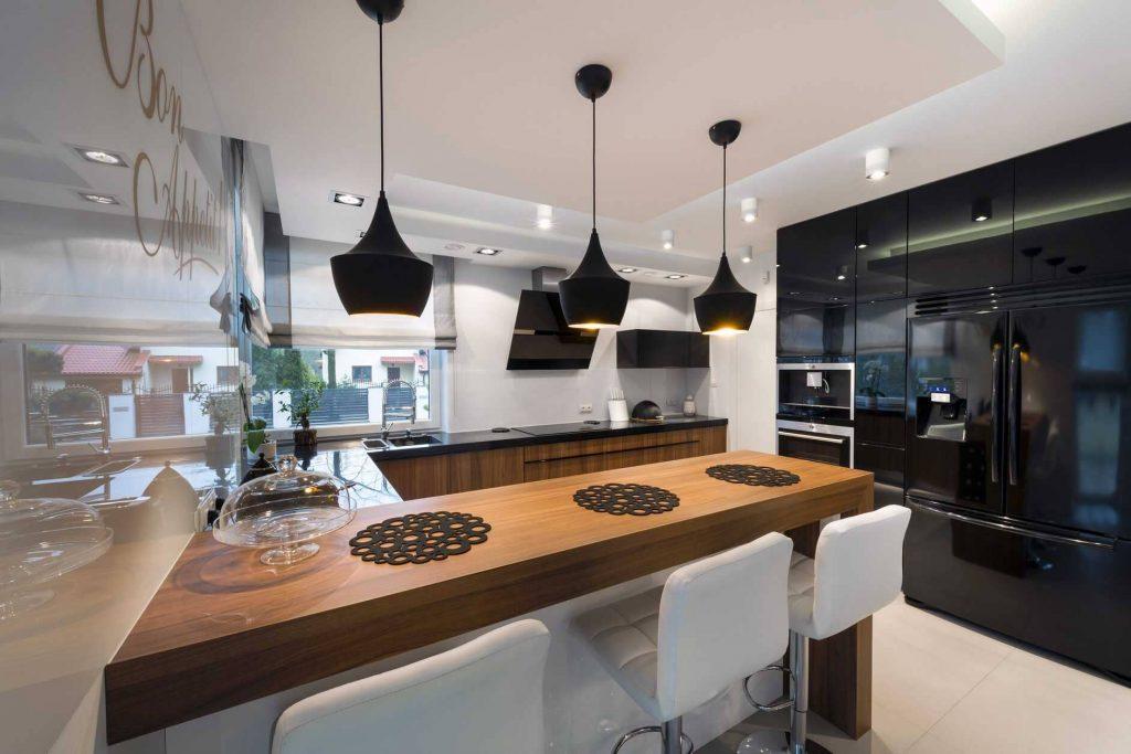 Installation électrique maison de luxe